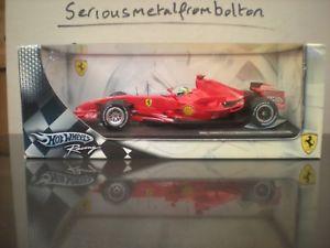【送料無料】模型車 スポーツカー フェラーリマッサ# listinghotwheels k6630 f2007 ferrari felippe massa 5 118