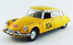 【送料無料】模型車 スポーツカー シトロエンモンテカルロ#リオリオモデルcitroen ds 19 rellye monte carlo 1962 maurelcourbe 104 rio 143 rio4450 model