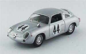 【送料無料】模型車 スポーツカー フィアットアバルトキロディ#ベストモデルfiat abarth 700 1000 km di parigi 1961 j vinatier 44 best 143 be9544 model