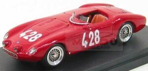 【送料無料】模型車 スポーツカー #ミッレミリアレッドジョリーモデルモデルosca mt 4 1500 428 winner mille miglia 1955 red jolly model 143 jl0667 model