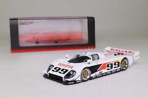 【送料無料】模型車 スポーツカー トヨタイーグルセブリングtsm 114327; toyota gtp eagle; 1993 12h sebring 1st; rn99; excellent boxed