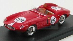 【送料無料】模型車 スポーツカー フェラーリスパイダー#タルガフローリオトラモンタナジョリーモデルferrari 750 spider 192 targa florio 1960 tramontana red jolly model 143 jl0738