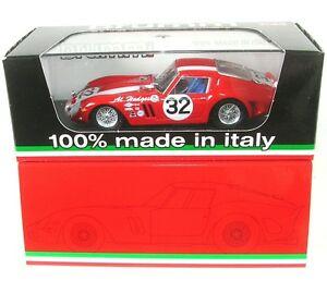 【送料無料】模型車 スポーツカー フェラーリシャーシグアテマラデイトナイブパーキンスferrari 250 gto 32 chassis 3223gt daytona 1964 eve perkins