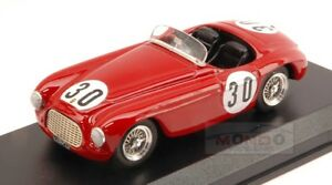 【送料無料】模型車 スポーツカー フェラーリ166mm30 7th gpdel portogallo1951ecastellotti 143art317 moferrari 166 mm 30 7th gp del portogallo 1951 ecastellotti 14