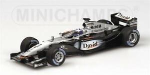 【送料無料】模型車 スポーツカー マクラーレンメルセデスクルサードモデルmclaren mercedes mp417 d coulthard 2002 530024303 143 model