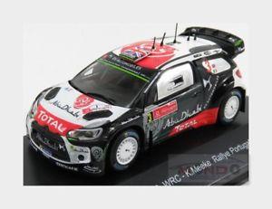 【送料無料】模型車 スポーツカー ポルトガル2015 kmeeke trofeu 143 trmnp504シトロエンds3 wrcアブダビ3citroen ds3 wrc abu dhabi 3 rally of portugal 2015 kmeeke trofeu 143