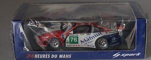 【送料無料】模型車 スポーツカー スパークポルシェグアテマラルマンspark s3417 porsche 997 gt3 rsr 76 lemans 2011 in 143 still sealed