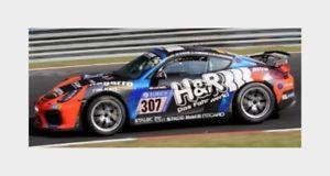 【送料無料】模型車 スポーツカー ポルシェケイマングアテマラレース#ニュルブルクリンクスパークシングルメートルporsche cayman gt4 teichmann racing 307 24h nurburgring 2017 spark 143 sg331 m