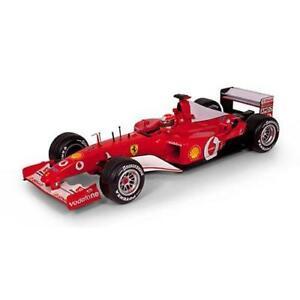 【送料無料】模型車 スポーツカー マテル118 2002フェラーリf2002シューマッハー1mattel 118 2002 ferrari f2002 schumacher 1