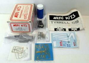 【送料無料】模型車 スポーツカー モデルキットスケールホワイトメタルティレルフェニックスグランプリmeri model kits 143 scale white metal mk161 tyrrell 018 f1 phoenix gp 1990