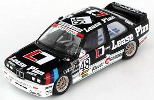 【送料無料】模型車 スポーツカー スパ listingbmw m3 winner spa 24 hour 1987 143 sb067