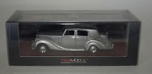 【送料無料】模型車 スポーツカー ロールスロイスtruescale miniatures tsm114320 1949 rolls royce silver dawn in silver in 143