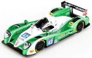 【送料無料】模型車 スポーツカー レーシング#ルマンzytek z11sn nissan caterham racing 42 le mans 2014 143 s4221