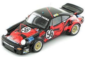 【送料無料】模型車 スポーツカー ポルシェレースルマンporsche 911 934 jms racing le mans 1977 143 s3403