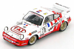 【送料無料】模型車 スポーツカー ポルシェカレラ#ルマンporsche 911 carrera rsr 78 le mans 1993 143 s2078