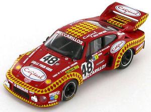【送料無料】模型車 スポーツカー ポルシェ#ルマンporsche 935 meccarillos 48 le mans 1978 143 s2013
