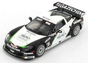 【送料無料】模型車 スポーツカー コルベット#ヘルナンデスcorvette c6r 9 ayari hernandez ffsa 2008 143