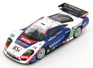 【送料無料】模型車 スポーツカー サリーン#ルマンen s7r larbre competition 50 le mans 2010 143 s2572