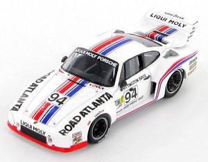 【送料無料】模型車 スポーツカー ポルシェキバナノギョウジャニンニク#ルマンporsche 935 liqui moly 94 le mans 1978 143 s2014