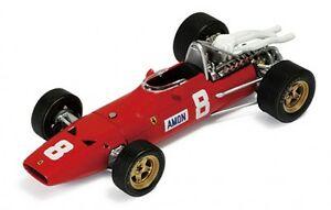 【送料無料】模型車 スポーツカー フェラーリla storia 143フェラーリ312f1ドイツgp 1967クリスアモンferrari la storia 143 collection ferrari 312f1 german gp 1967 chris amon