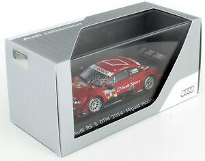 【送料無料】模型車 スポーツカー アウディミゲルモリーナアウディコレクションaudi rs5 miguel molina dtm 2014 143 audi collection