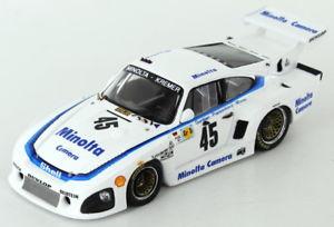【送料無料】模型車 スポーツカー #ルマン listingporsche 935 k3 45 le mans 1979 143 s5092