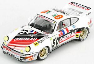 【送料無料】模型車 スポーツカー ポルシェカレラ#ルマンporsche 911 carrera rsr larbre 50 le mans 1994 143 s4175