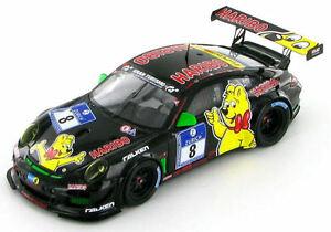 【送料無料】模型車 スポーツカー ポルシェグアテマラ#ニュルブルクリンクporsche 911 997 gt3 8 nurburgring 24hrs 2012 143 sg063