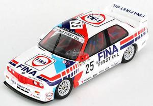【送料無料】模型車 スポーツカー スパ listingbmw m3 winner spa 24 hour 1990 143 sb068