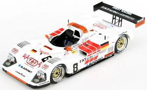 【送料無料】模型車 スポーツカー タワー#ルマン listingporsche twr wsc 8 le mans 1996 143 s4179
