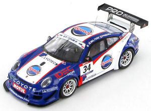 【送料無料】模型車 スポーツカー ポルシェグアテマラフランスporsche 911 gt3 r pasquali beltoise french gt 2011 143 sf019