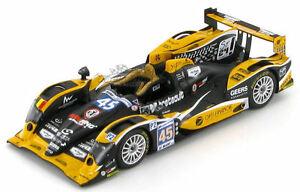 【送料無料】模型車 スポーツカー レーシング#ルマンoreca 03 nissan boutsen ginion racing 45 le mans 2012 143 s3724