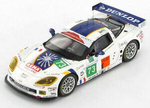 【送料無料】模型車 スポーツカー コルベットc6r luc alphand73レ2009143s1531corvette c6r luc alphand 73 le mans 2009 143 s1531