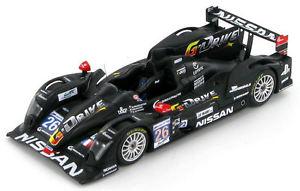 【送料無料】模型車 スポーツカー #ルマンoreca 03 nissan signatech 26 le mans 2012 143 s3712