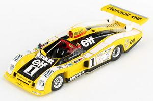 【送料無料】模型車 スポーツカー ルノーアルパインルマンrenault alpine a443 jabouille depailler le mans 1978 143 s1552