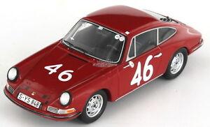 【送料無料】模型車 スポーツカー ポルシェタルガフローリオporsche 911s targa florio 1967 cahierkilly 143 s4024