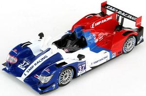 【送料無料】模型車 スポーツカー oreca 03rsmp37ルマン2014 143s4218oreca 03r nissan smp racing 37 le mans 2014 143 s4218