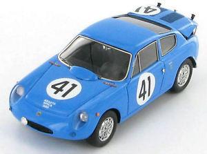 【送料無料】模型車 スポーツカー abarth 1300シムカ41レ1962143s1305abarth 1300 simca 41 le mans 1962 143 s1305