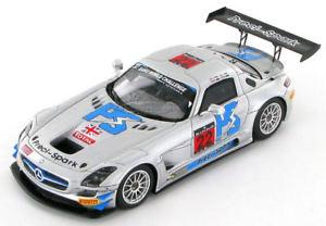 【送料無料】模型車 スポーツカー メルセデスsls amg22スパ242013143 sb050mercedes sls amg 22 spa 24hrs 2013 143 sb050