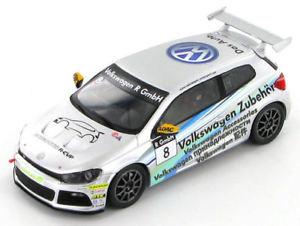 【送料無料】模型車 スポーツカー フォルクスワーゲンシロッコlisowski8 rカップ2011143volkswagen scirocco lisowski 8 rcup 2011 143