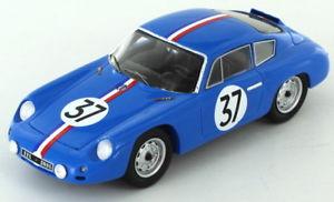 【送料無料】模型車 スポーツカー ポルシェ356bカレラabarth gtl buchetモヌレルマン1961 143 s1362porsche 356b carrera abarth gtl buchet monneret le mans 1961 143 s1362