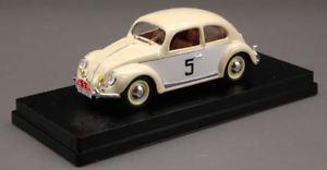 【送料無料】模型車 スポーツカー ダイカストvw5 montecarlo 1956 143 rio rio4267モデルvw beetle 5 montecarlo 1956 143 rio rio4267 model diecast