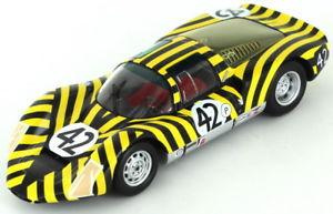 【送料無料】模型車 スポーツカー ポルシェ906 hugusキャノンセブリング121967 143 スパークs5420porsche 906 hugus cannon sebring 12hrs 1967 143 spark s5420
