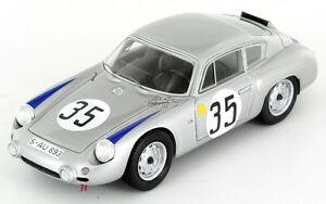 【送料無料】模型車 スポーツカー ポルシェ356b abarthルマン1962 buchetシラー143 s1877porsche 356b abarth le mans 1962 buchet schiller 143 s1877