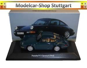【送料無料】模型車 スポーツカー ポルシェカレラスパークマップporsche 911 964 carrera 4 amazongrn spark 143 map02003517 museum edition
