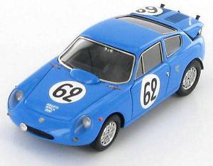 【送料無料】模型車 スポーツカー abarth 1300シムカ62レ1962143s1307abarth 1300 simca 62 le mans 1962 143 s1307