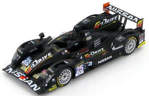 【送料無料】模型車 スポーツカー デルタ#ルマンoreca 03 nissan delta adr 25 le mans 2013 143 s3747