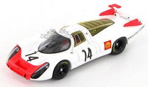 【送料無料】模型車 スポーツカー ポルシェ908 elfordリンスパリ1000km1968 143 sf051porsche 908 elford lins paris 1000km 1968 143 sf051