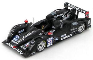 【送料無料】模型車 スポーツカー #ルマンoreca 03 nissan signatech 23 le mans 2012 143 s3710