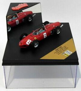 【送料無料】模型車 スポーツカー スケールフェラーリディノイタリア#quartzo 143 scale q4156ferrari dino 156 f1italian gp 1961 6 ginther
